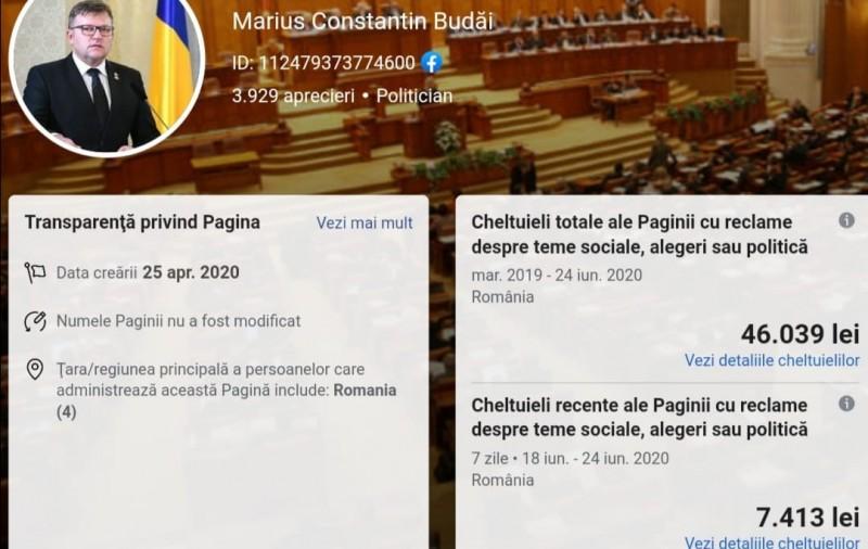 Campanie electorală cu zeci de mii de lei investiți pe Facebook. Politicieni din Botoșani deveniți promoteri