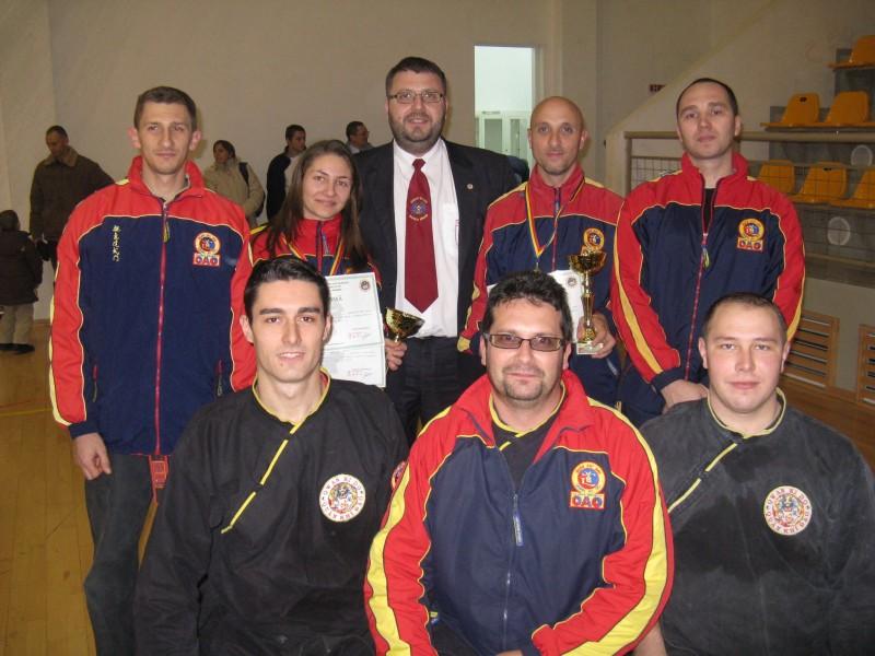 Campioni nationali la Clubul DAO Botosani!