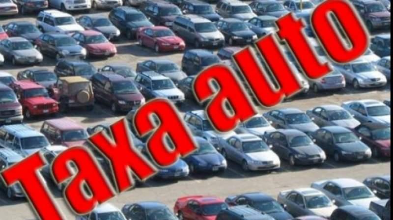 Când va intra în vigoare noua taxă auto!