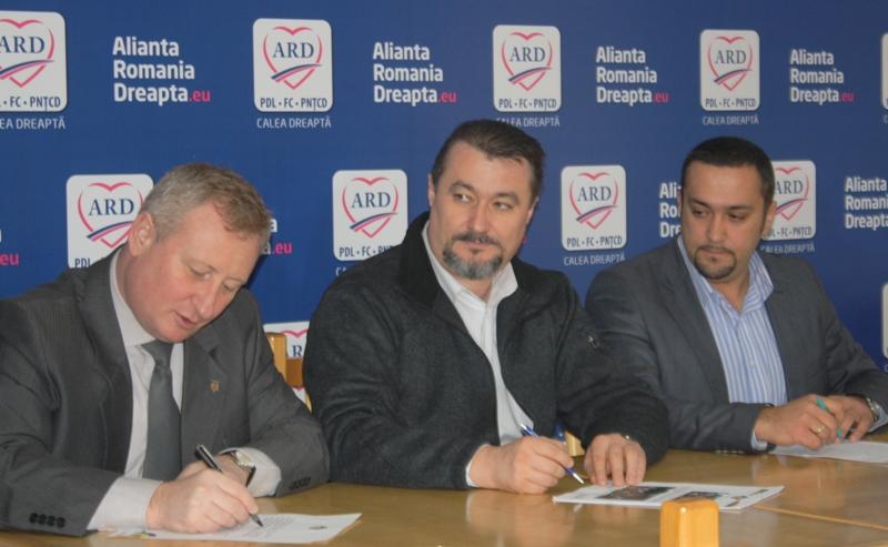 Candidaţii ARD susţin Pactul pentru Basarabia