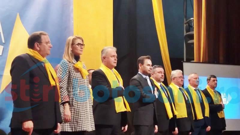 Candidații PNL Botoșani la parlamentare, lansați în prezența liderului partidului, Alina Gorghiu-FOTO VIDEO