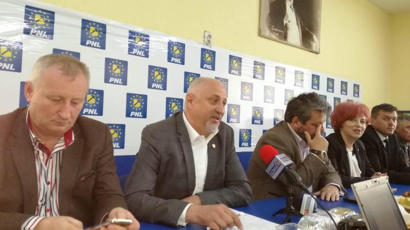 Candidatură anunțată pentru șefia organizației județene a PNL Botoșani! FOTO