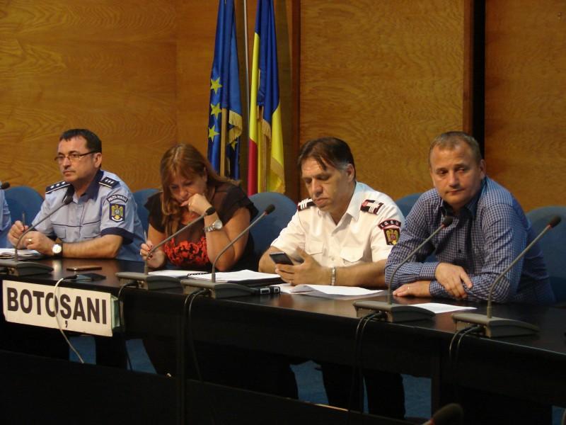 Măsuri speciale dispuse la Botoşani din cauza avertizărilor meteo! Angajaţii ISU, în alertă!