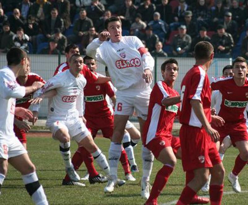 Caragea suspendat pentru meciul cu Steaua II