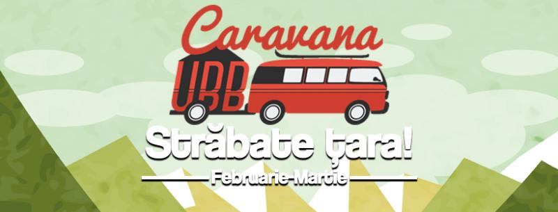 Caravana UBB ajunge în liceele din Botoșani!