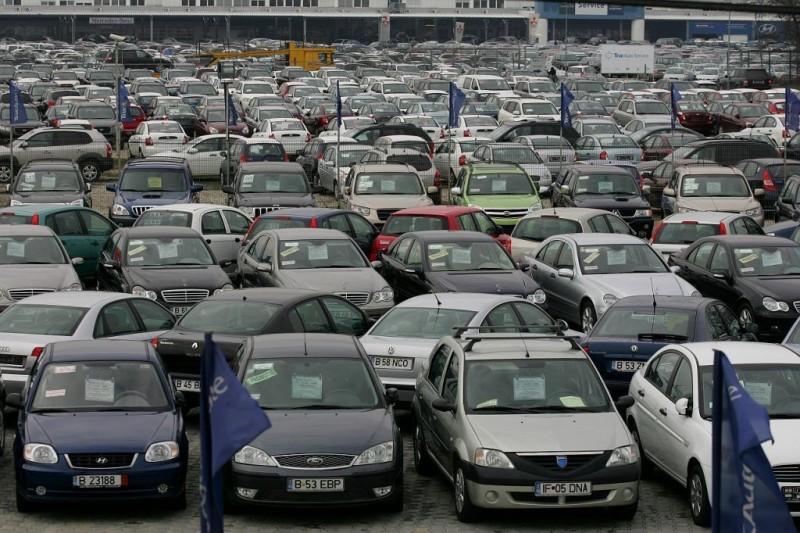 Care este cea mai furata marca auto in Romania?