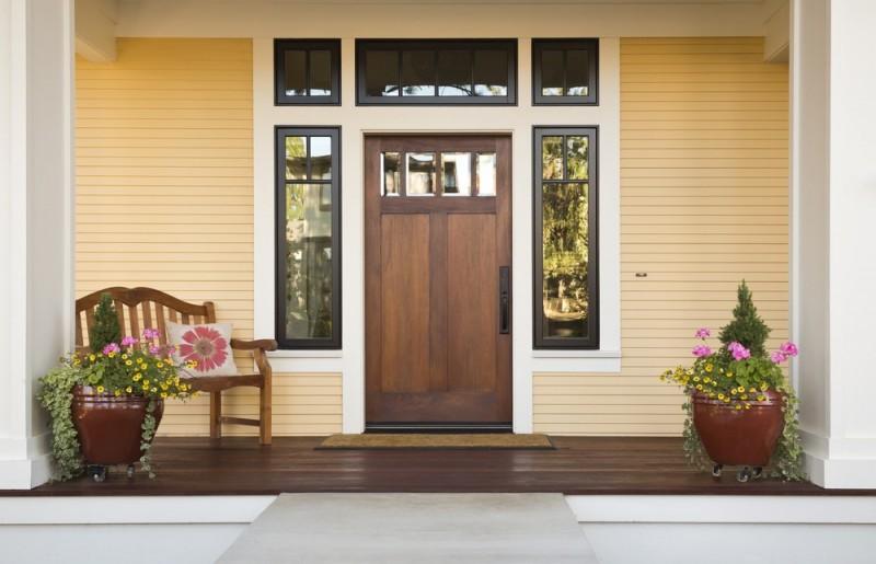 Care sunt cele mai recomandate uși de exterior?