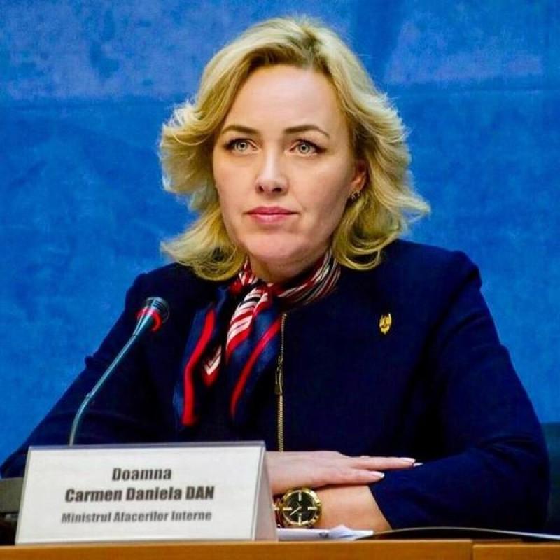 Carmen Dan, după cererile lui Iohannis adresate premierului: Nu îmi voi da demisia nici imediat, nici imediat