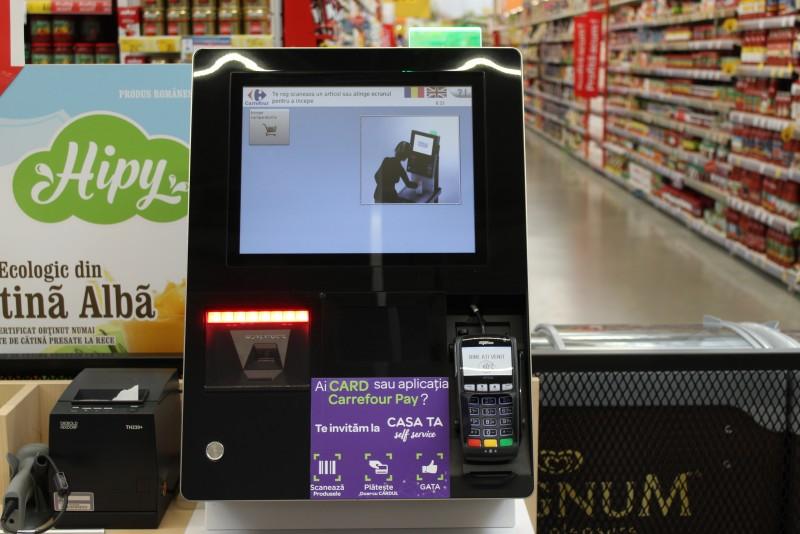 """Carrefour extinde serviciul """"Casa ta – Self Service"""" în hypermarketul din Botoșani"""