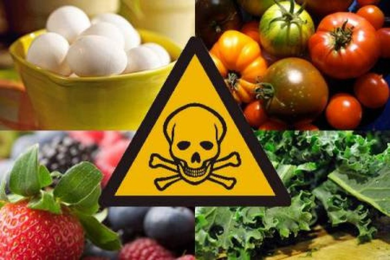 """Cartofi stropiți cu substanțe interzise și căpșuni iradiate. Ce fructe și legume din piețele românești sunt cele mai """"otrăvite"""" cu pesticide"""