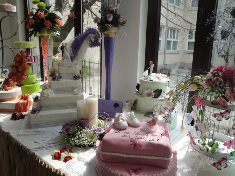 """CASA DULCE, 5-8 aprilie: Vizitati expozitia """"Prezentari anuale de produse pentru nunti si alte evenimente speciale din viata ta""""- FOTO"""