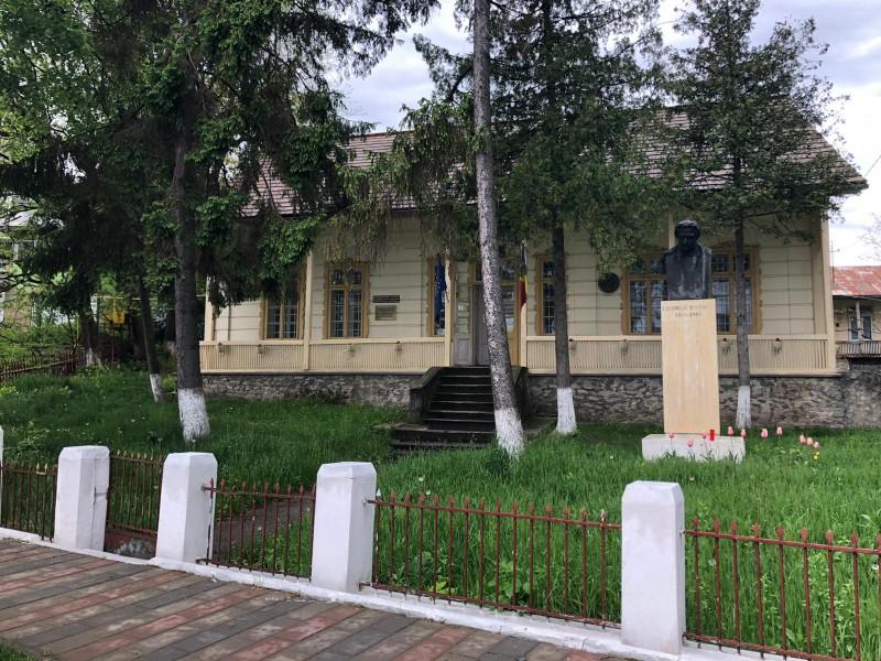 """Casa Memorială """"George Enescu"""" de la Liveni reabilitată cu fonduri europene"""