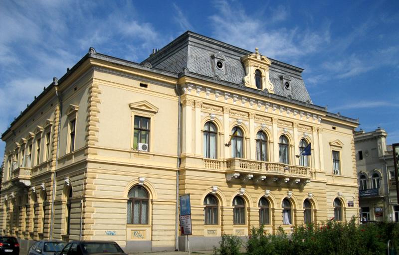 Casa Moscovici, clădirea Nord Proiect: Următoarea țintă a Consiliului Județean de la Botoșani
