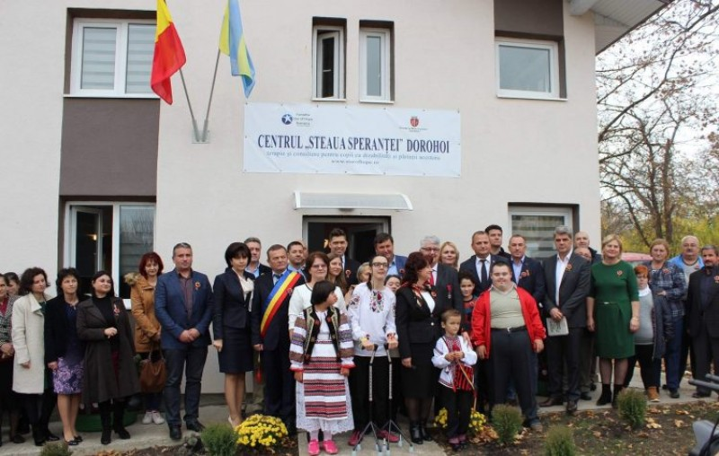 Casă nouă pentru 28 de copii, la Dorohoi