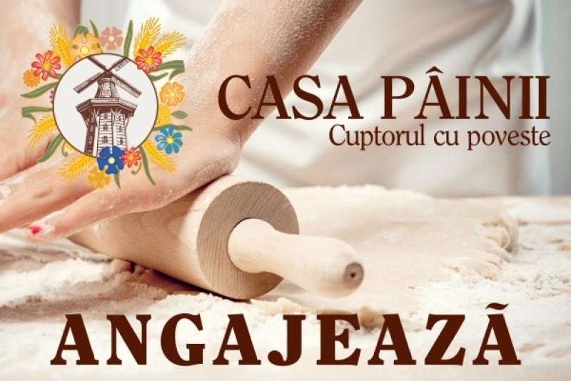 Casa Painii angajeaza in Botosani!