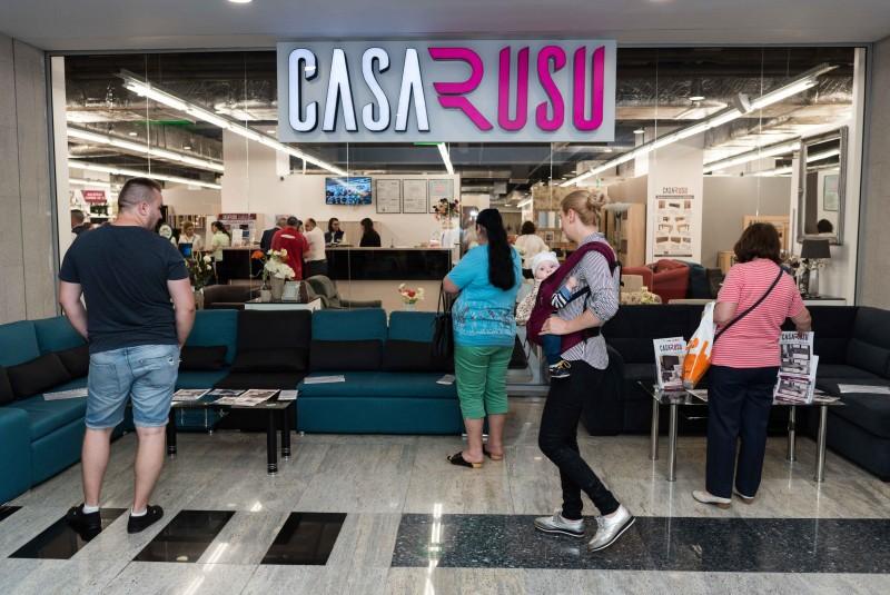 Casa Rusu acum la tine acasa, la Uvertura Mall!