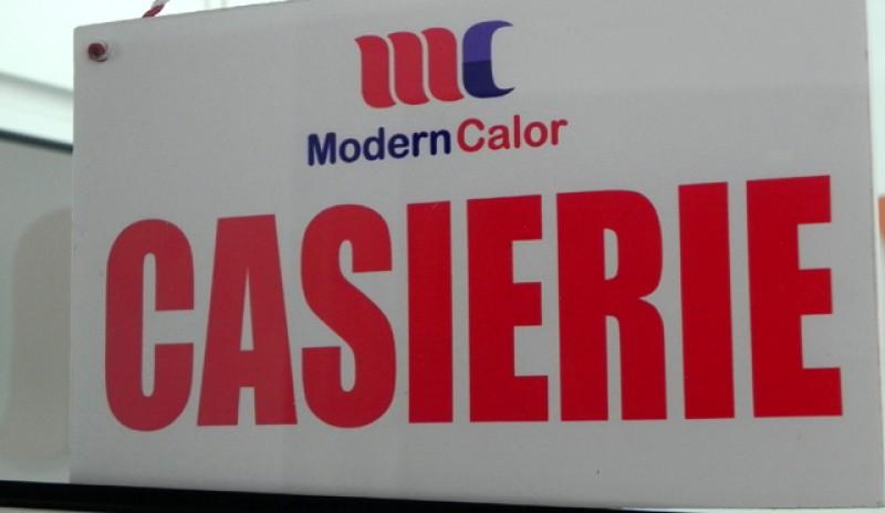 Casieriile SC Modern Calor SA, închise pe 8 iunie