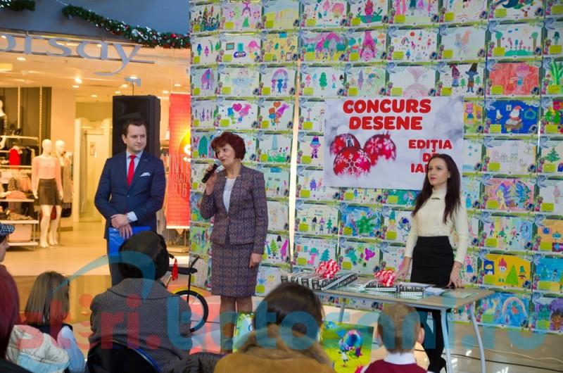 Câștigătorii celei de-a 30-a ediție a Concursului de Desene, Carrefour România FOTO