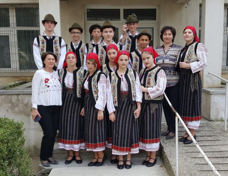 """Câștigătorii Concursului Național de Dans """"Împreună pentru viitor"""", etapa regională"""