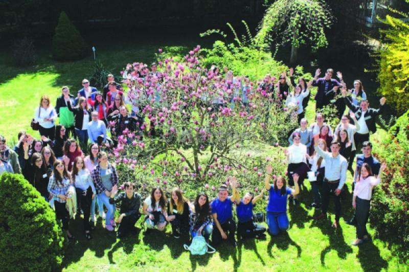 """Câştigătorii concursului """"Student pentru 1 zi"""", etapa a doua, la Universitatea din Suceava"""