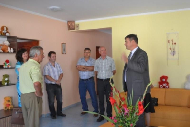 Căsuțe moderne de tip familial pentru 80 de copiii cu handicap din Botoșani
