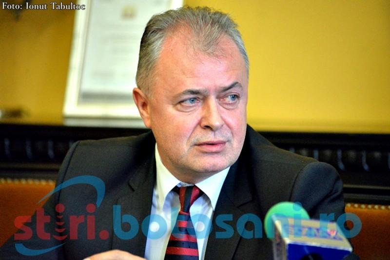Cătălin Flutur: Cred că este o alegere nefericită a comunelor Mihai Eminescu şi Răchiţi de a se retrage din Zona Metropolitană