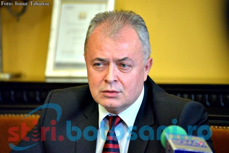 Cătălin Flutur, mesaj de condoleanțe la moartea profesorului Ștefan Iovăneseanu