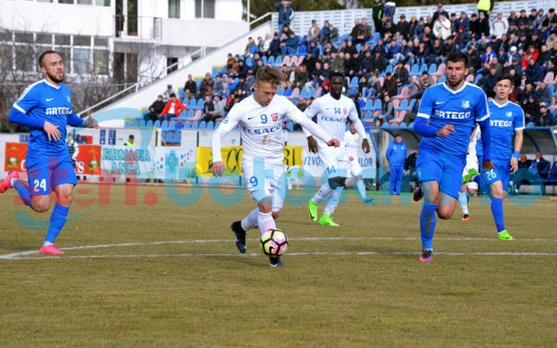 """Catalin """"GOOOLofca"""" este noul golgheter al echipei FC Botosani! L-a depasit pe Fulop!"""