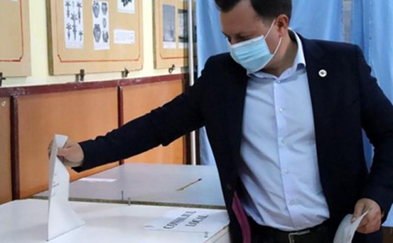 Cătălin Silegeanu: Am mare încredere în cetățenii Municipiului Botoșani! Vă mulțumesc!