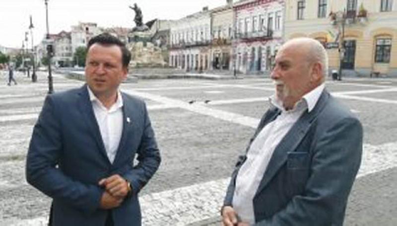 """Cătălin Silegeanu, om de afaceri și candidat independent la primăria municipiului Botoșani s-a ținut de promisiunea făcută în campania """"Ce îți dorești de la viitorul tău primar?"""""""