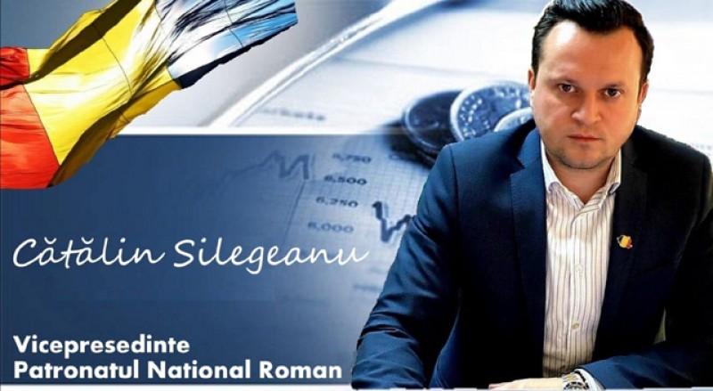 Cătălin Silegeanu, vicepreședintele Patronatului Național Român: Botoșaniul trebuie să fie un oraș și un județ european în adevăratul sens al cuvântului