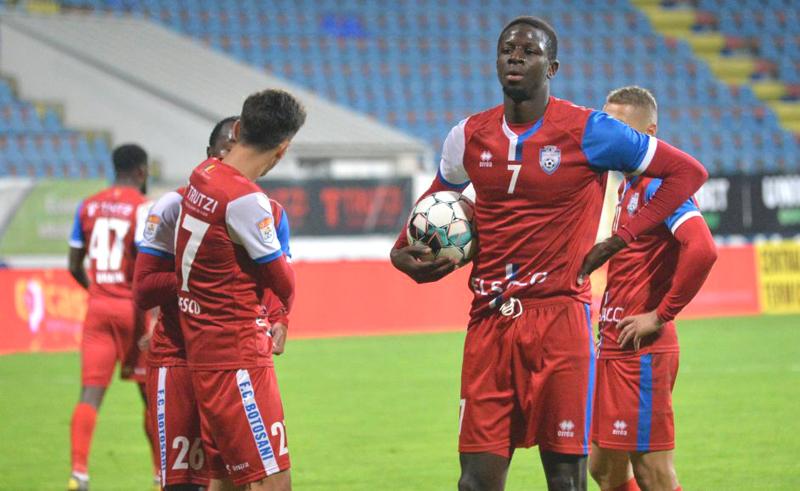 Categoric: FC Botoșani - Dinamo 4-0!