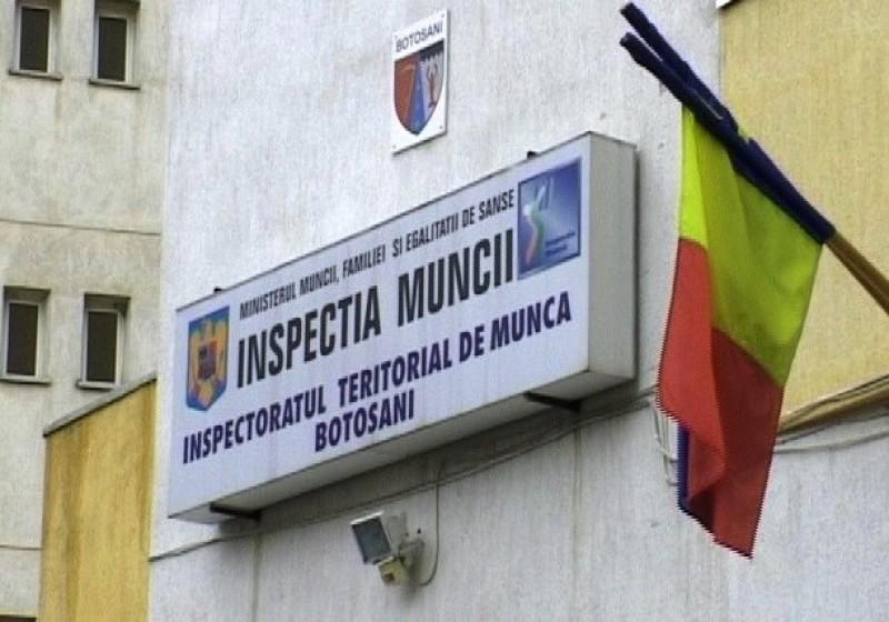 Cazul bărbatului care a căzut de pe scară, în atenția ITM Botoșani!