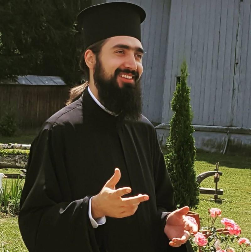 Cazul călugărului Hrisostom Filipescu, dispărut de mai multe zile: a fost dat în urmărire națională, după ce poliția Neamț s-a autosesizat