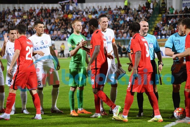 CCA a decis cine va arbitra meciul cu Dinamo! Cu el la centru FC Botosani are 3 infrangeri, din 3 meciuri arbitrate in Liga 1!