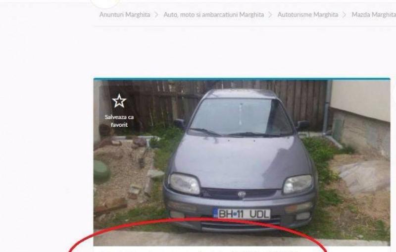 Ce a putut să scrie acest român în anunțul de vânzare al mașinii sale!