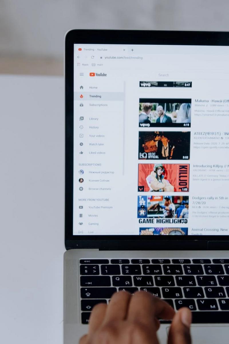 Ce anume te poate învăța Youtube?