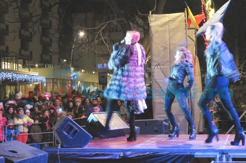 Ce artiști vor concerta la Botoșani, în noaptea de Revelion!