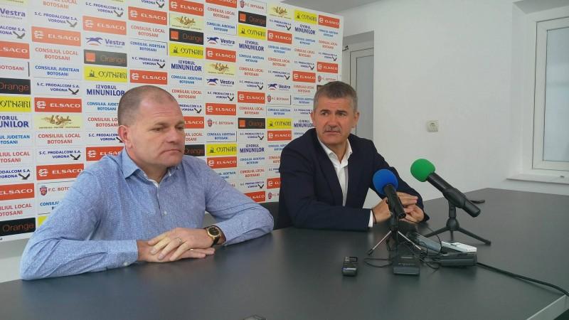 """Ce decizie a luat conducerea FC Botosani, dupa sedinta de joi: """"Am convenit sa...."""""""