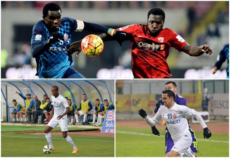 Ce evoluții au avut jucătorii importanți de la FC Botoșani care s-au transferat în străinătate!