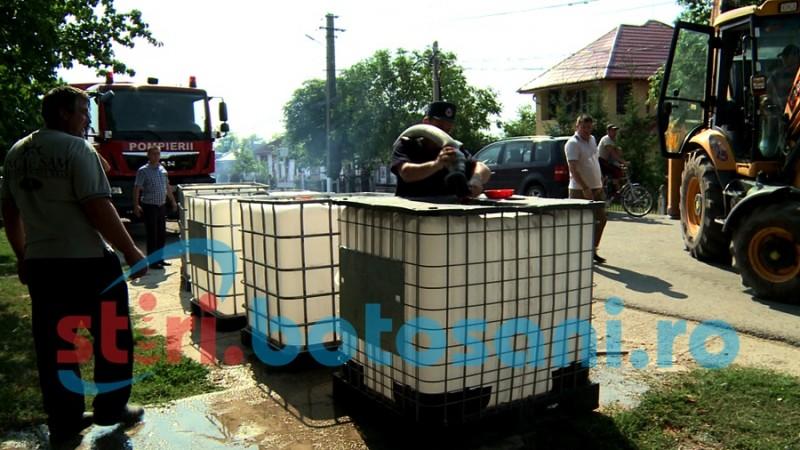 Ce obligații au cetățenii din localitățile botoșănene unde a fost declarată starea de alertă!