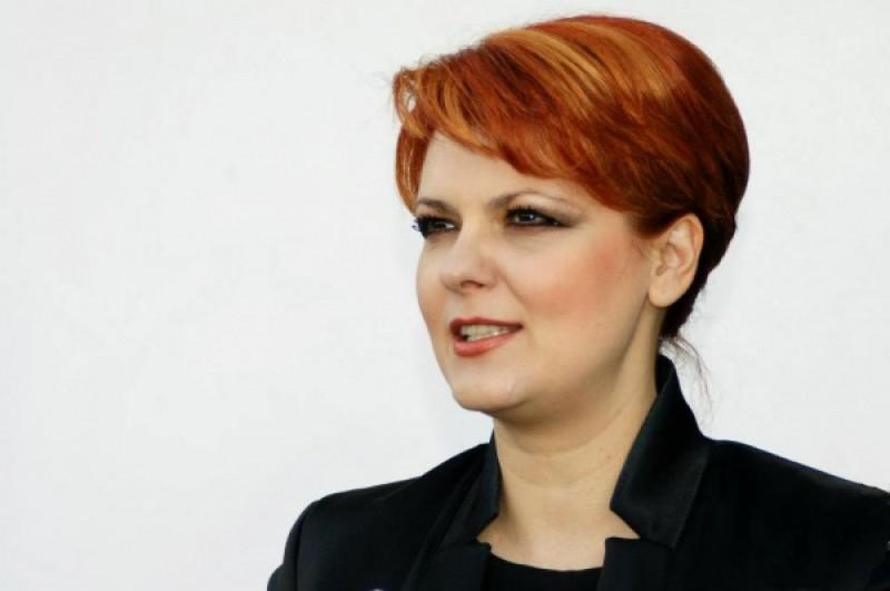 """Ce răspuns a oferit Olguța Vasilescu când a fost întrebată de jurnalişti dacă vor fi bani pentru măsurile """"populiste"""""""