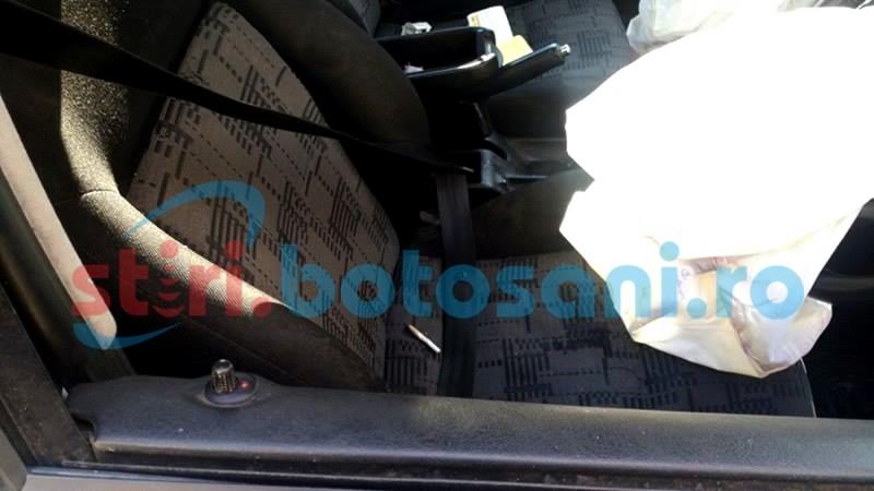 Ce s-a găsit în mașina tânărului care a provocat accidentul de pe Împărat Traian și ce acuzații i se aduc!