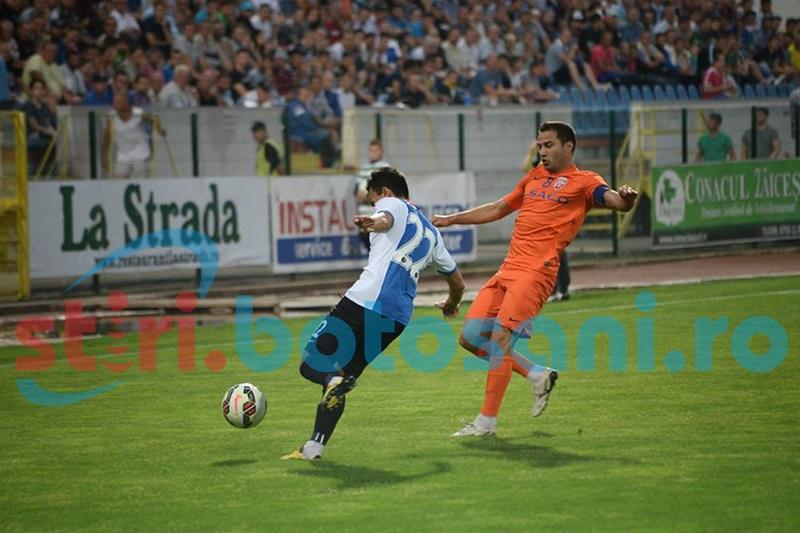 Ce sanse avem? Lotul FC Botosani este decimat de accidentari! Ultimul pe lista: Marius Croitoru!
