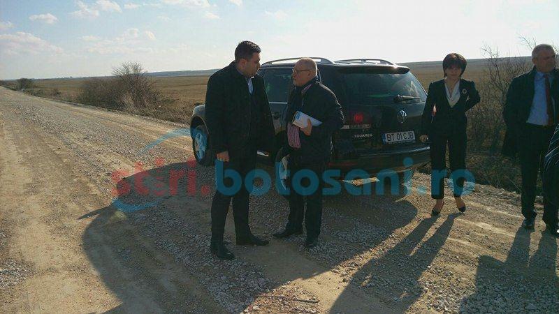Ce se întâmplă cu DN Manoleasa-Rădăuţi Prut, după vizita ministrului Transporturilor!