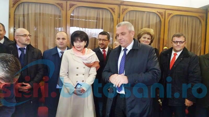 Ce spune conducerea PSD Botoșani despre retragerea lui Portariuc!