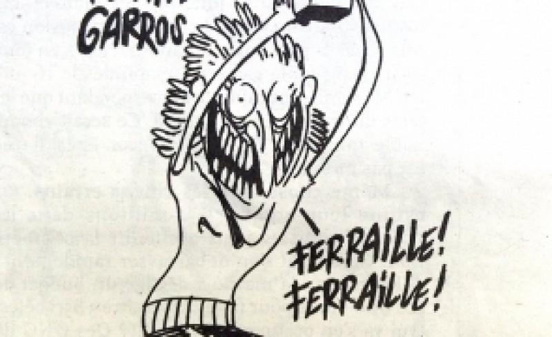 """Ce spune directorul Charlie Hebdo, după furia românilor în cazul caricaturii cu Simona Halep: """"Descoperim cu oroare că europenii n-au nici un umor"""""""