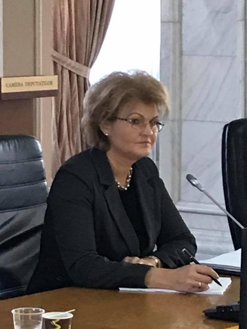 Ce spune deputatul Mihaela Huncă despre o eventuală numire în funcţia de ministru al Educaţiei!