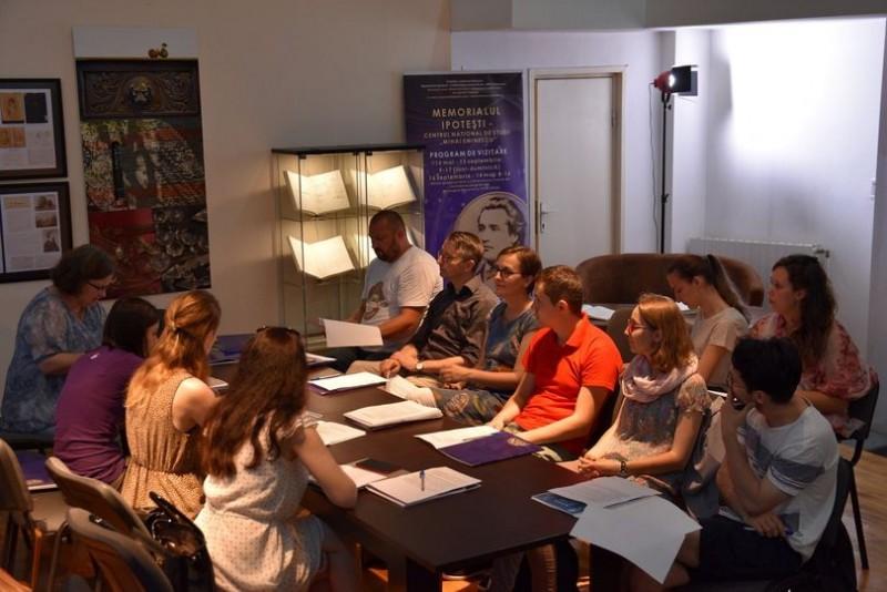 Cea de-a treia ediție a Școlii doctorale de vară va avea loc la Ipotești
