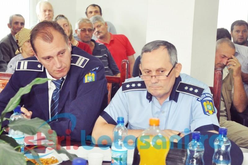 Cei doi polițiști de la Vorniceni, cercetați de superiori! Șeful de post, înlocuit din funcție!